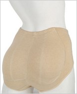 Removal Buttock Pad Boyshort AM-IW6892