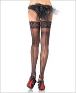 Stay Up Sheer Thigh Highs LA-1042