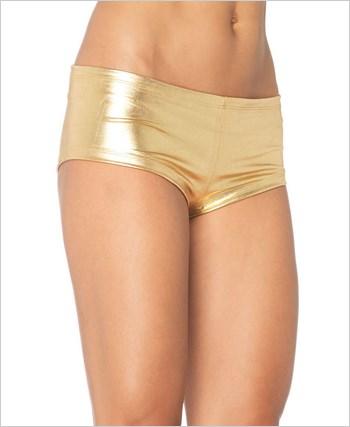 Gold Lame Panties 101