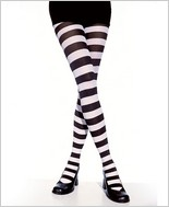 Leg Avenue® Wide Striped Tights LA-7110