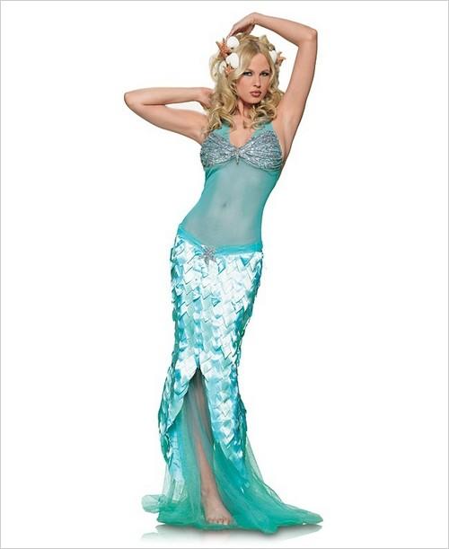 Porn Mermaid Costume 11
