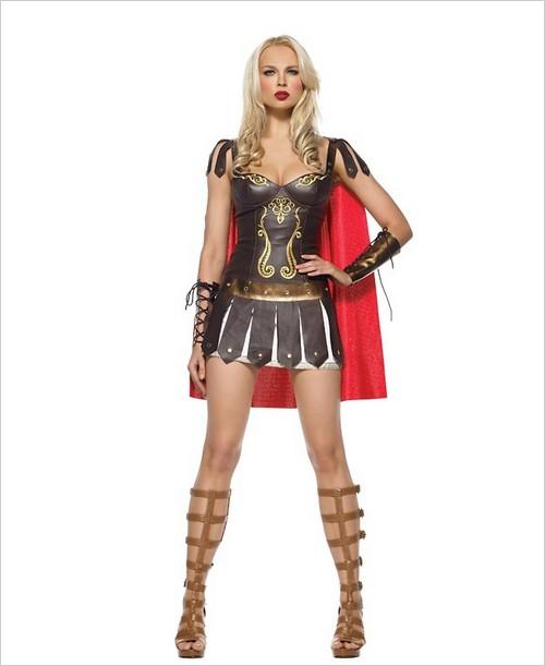 Leg Avenue 174 Warrior Princess Sexy Adult Costume La 83454