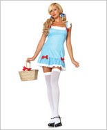 Darling Dorothy Sexy Adult Costume LA-83654