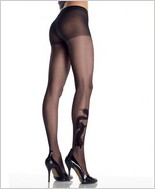 Leg Avenue® Dragon Tattoo Sheer Pantyhose LA-9910