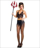 Music Legs® Sexy Devil Outfit ML-70093