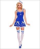 Adult Sweetheart Sailor Costume ML-70469