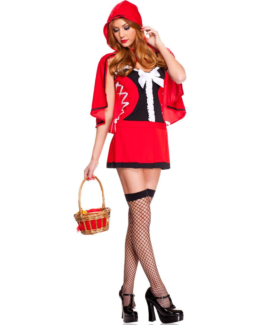 Adult Red Riding Hood Costume Adult Red Riding Hood ...