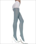Music Legs� Designed Tights ML-7086