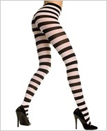 Music Legs® Wild Stripes Tights ML-7419