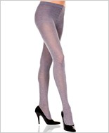 Music Legs® Solid Polyester Tights ML-7437