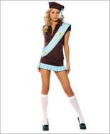 Roma® Brownie Babe Sexy Adult Costume RC-1480