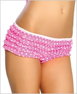 Roma® Ruffle Shorts RC-1500