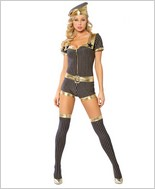 Roma® Sexy 1940's Navy Romper Adult Costume RC-4020