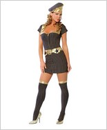 Roma® Sexy 1940's Navy Dress Adult Costume RC-4022