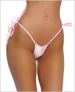 Roma� Sexy Exotic Dancer Tiny Chip Thong RC-CHIP TIE